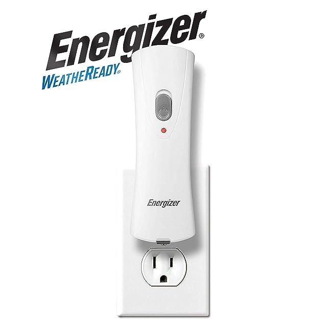 ENERGIZER Compact Rechargeable Emergency LED Flashlight