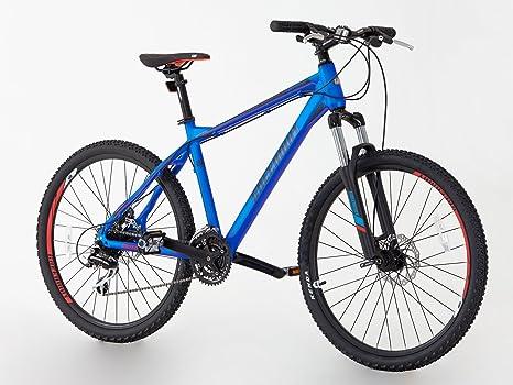 Bicicleta de montaña, Greenway marca, marco de aleación y ...