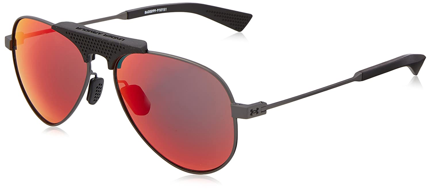 70649183a1 Amazon.com  Under Armour Ua Getaway Aviator Sunglasses