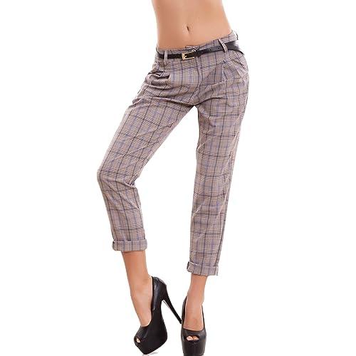Toocool – Pantalón – con pinzas – para mujer