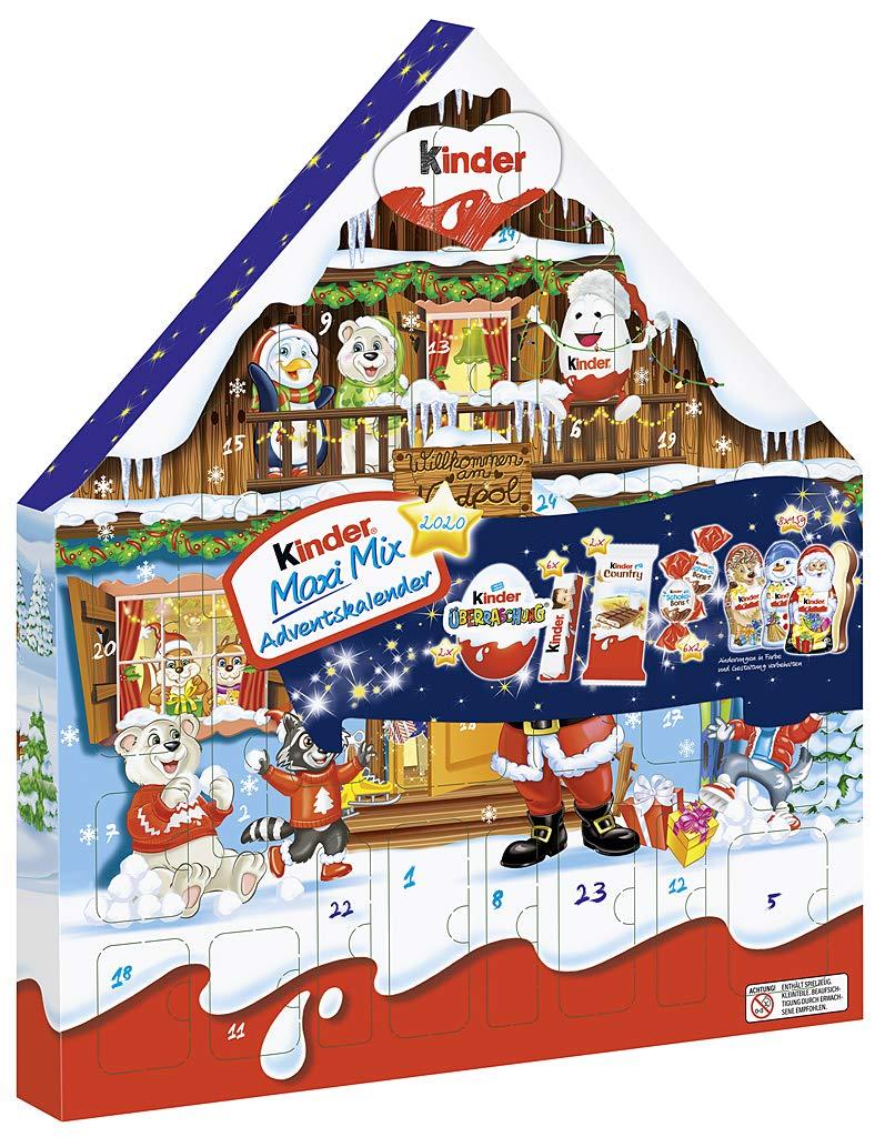 Kinder Advent Calendar, 351 g