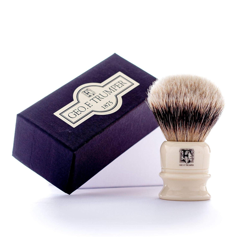 Geo F Trumper GT2 Best Badger Hair Shaving Brush