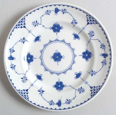 Bread & Butter Plate (7 in) Johnson Brothers Denmark Blue at Replacements, Ltd - Page 1
