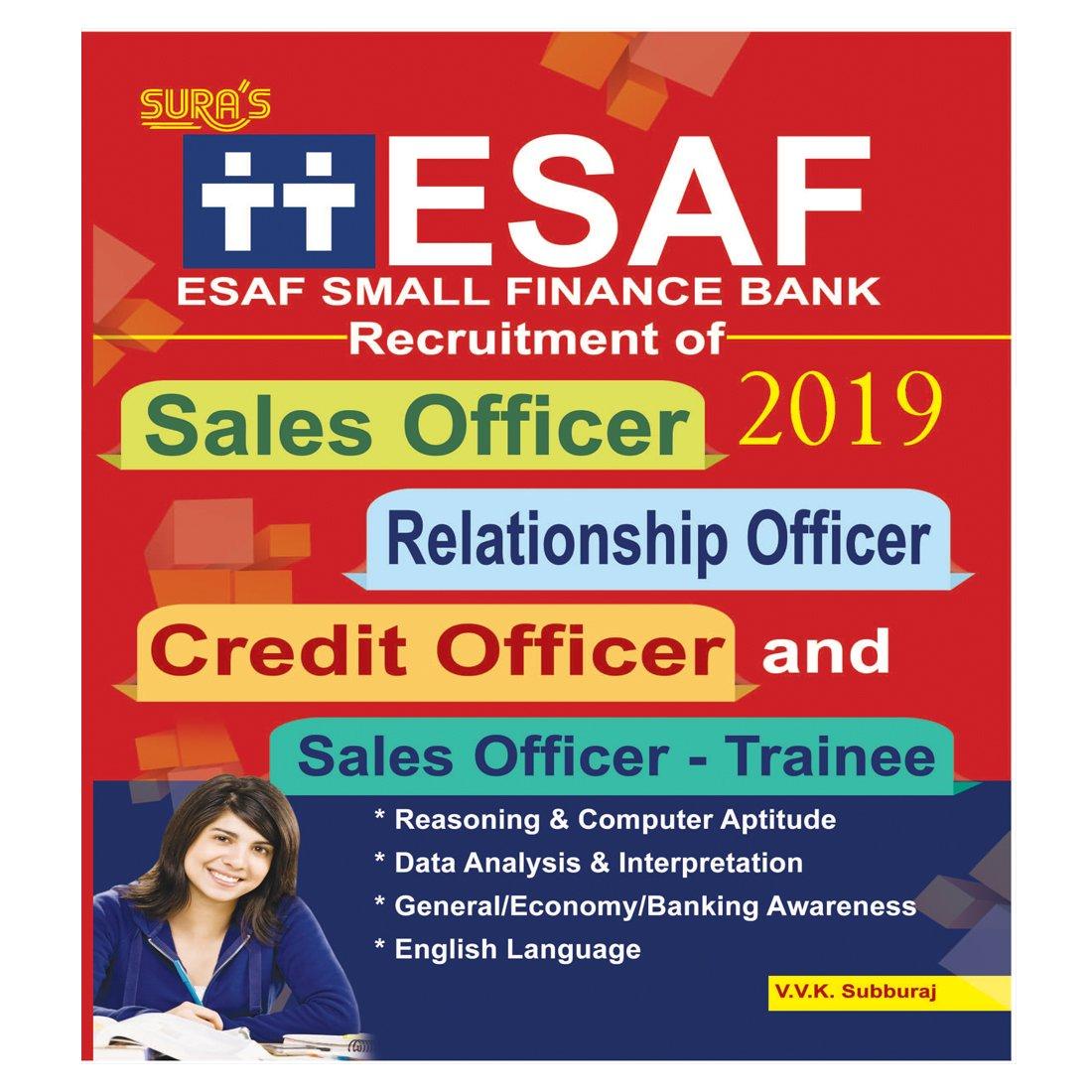 Image result for ESAF Sales Officer Study Material