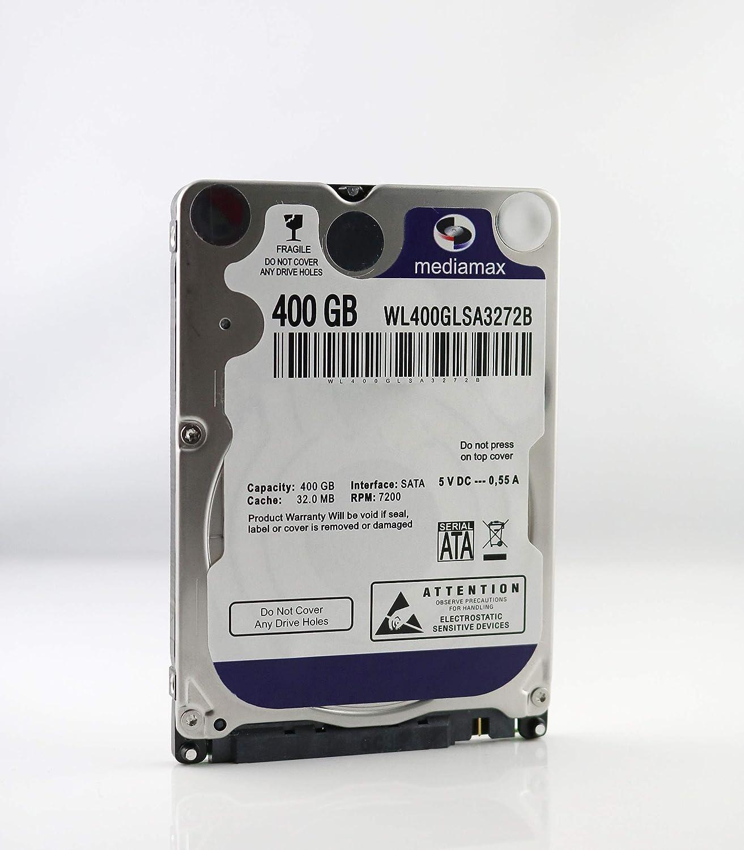 SATA III 16 MB Cache 9mm 7200RPM WL200GLSA1672B Mediamax 200 GB 2,5 interne Festplatte
