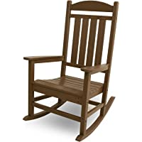 Polywood R100TE Presidential Rocking Chair