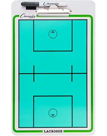 Champion Sports Large Dry Erase Board for Coaching - Whiteboards for Strategizing, Techniques, Plays