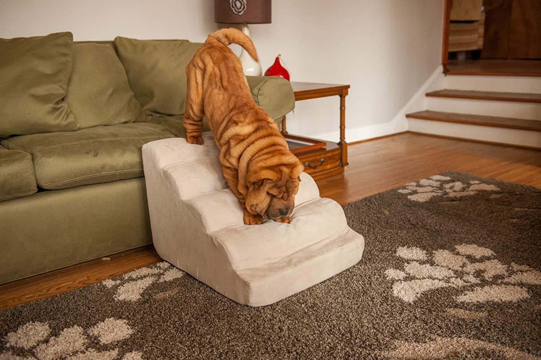 Snoozer Scalloped Pet Ramp