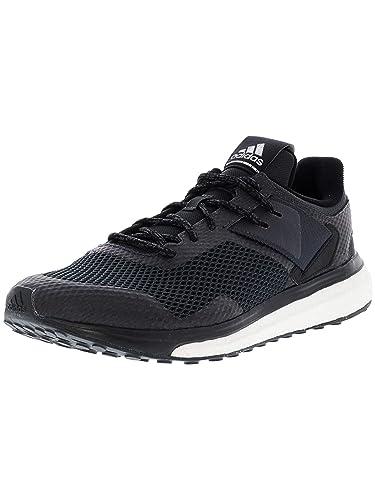 the latest c584e 244f9 adidas Women s Response 3 Black Dark Grey Dark Grey Athletic Shoe
