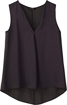 Masimo Dutti 5706/789 - Camiseta de Tirantes para Mujer Gris ...