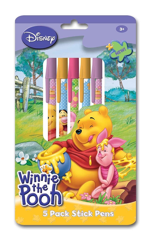 Winnie Pooh Stifte - 5 Stück B0026EWYRU | Konzentrieren Sie sich auf das Babyleben
