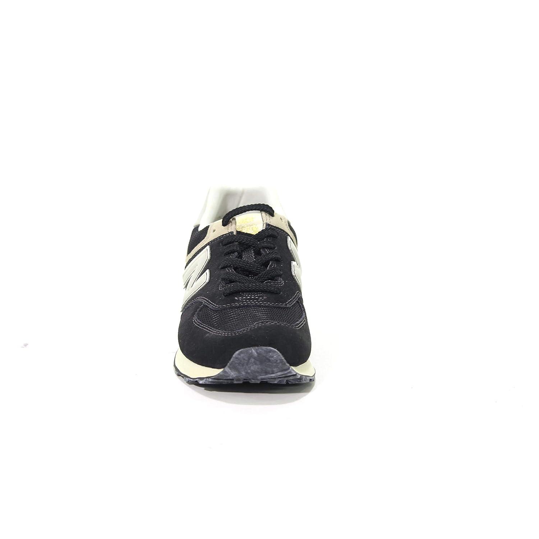 New Balance scarpe da da da ginnastica Vintage nero Suede ML574GYFD c2b3c8