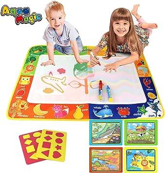 Puz Toy Cadeaux Pour Les Filles 3 5 Ans Magique Doodle 75 50cm Tapis De