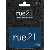 $50 Rue 21 Gift Card