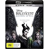 Maleficent: Mistress Of Evil (4K/BD)