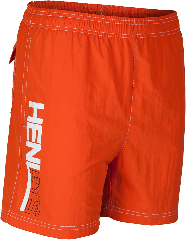 Henleys Mens Summer Swim Shorts