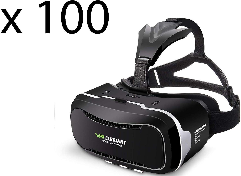 Lot X100, Gafas de Realidad Aumentada 3D Smartphone Casco de ...