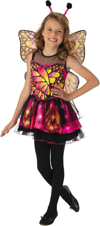 Rubies Disfraz Ariposa Luz