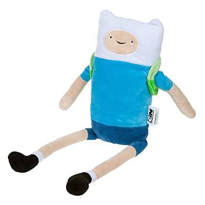 Adventure Time - Figurine peluche Finn - 32 cm