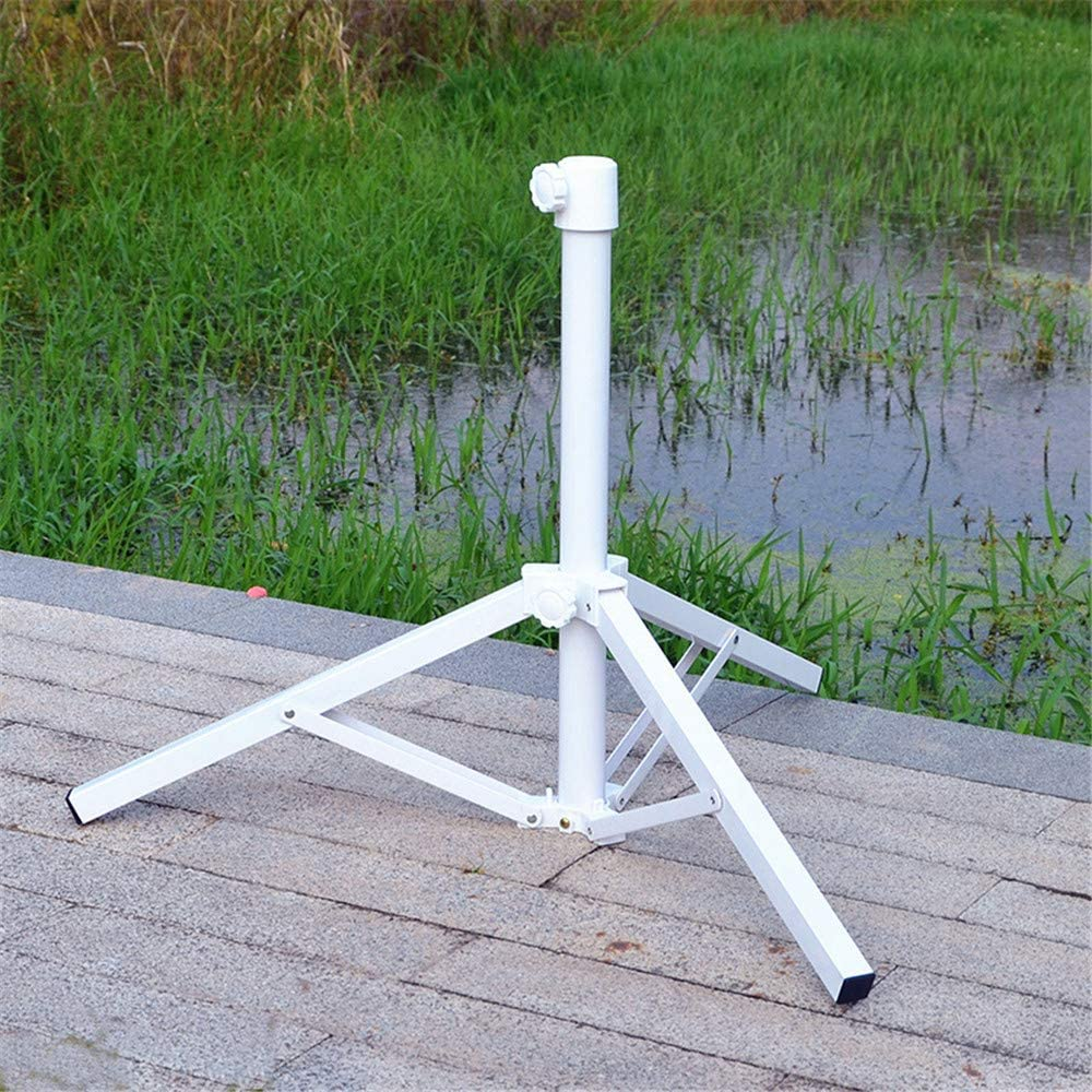 DGSD Parasol Stand,Umbrella Base,Foldable Frame, Handy Foldable Garden Parasol Base for Beach