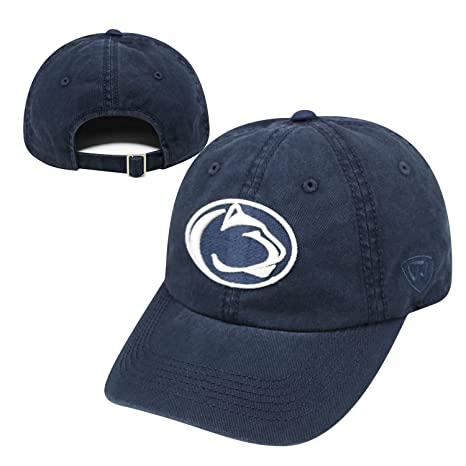 new product 35669 99bc6 ... inexpensive top of the world penn state nittany lions official ncaa  adjustable womens crew hat cap