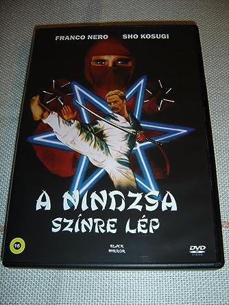Amazon.com: A nindzsa színre lép (1981) Enter the Ninja ...