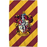 "Gryffindor Crest -- Harry Potter -- Beach Towel (36"" x 58"")"
