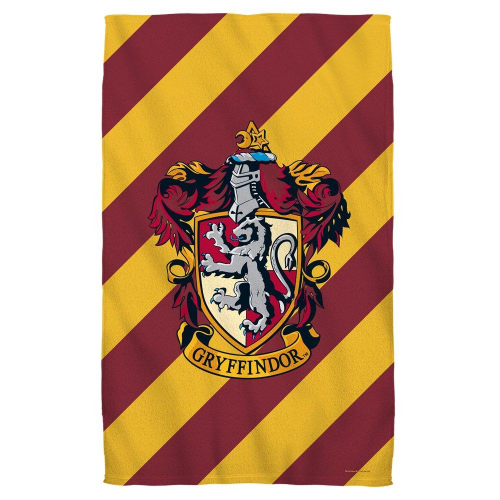 Harry Potter Gryffindor Crest Beach Towel (30'' x 60'')