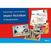 Impact-Techniken: 75 Therapiekarten. Kartenset mit 75 Karten und 36-seitigem Booklet. Mit Online-Material. (Beltz Therapiekarten)