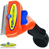 Medium Dog Brush Short Hair FURminator Grooming Tool Comb 21-50Lbs