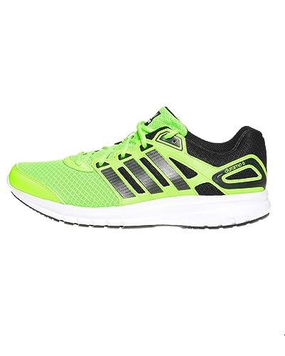 Herrenschuhe Grün Adidas Männer Duramo 6 Laufschuh Grün