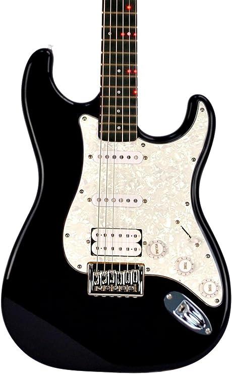 fretlight Guitarra Eléctrica Inalámbrica con integrado Sistema de aprendizaje con luz LED
