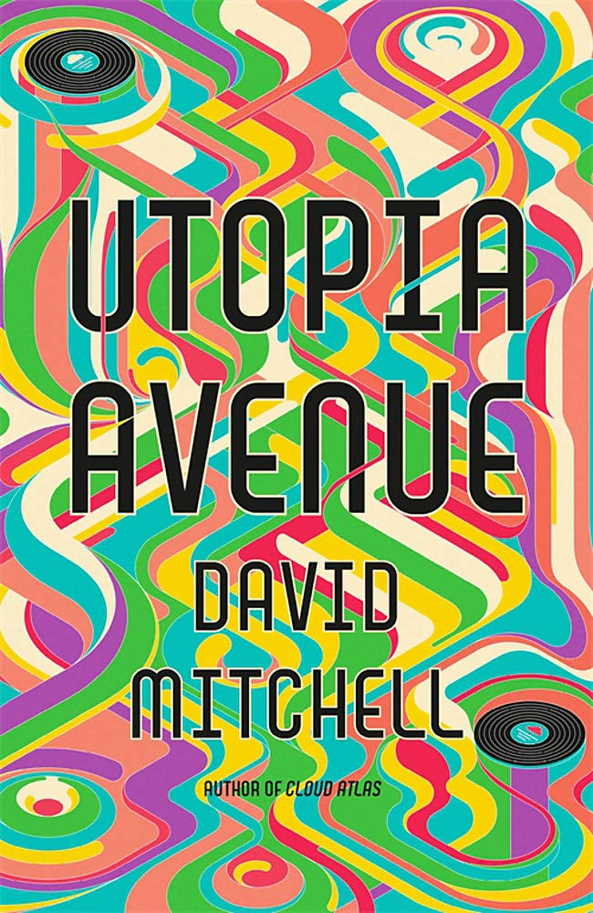 Mitchell, D: Utopia Avenue: The Number One Sunday Times Bestseller:  Amazon.it: Mitchell, David: Libri in altre lingue