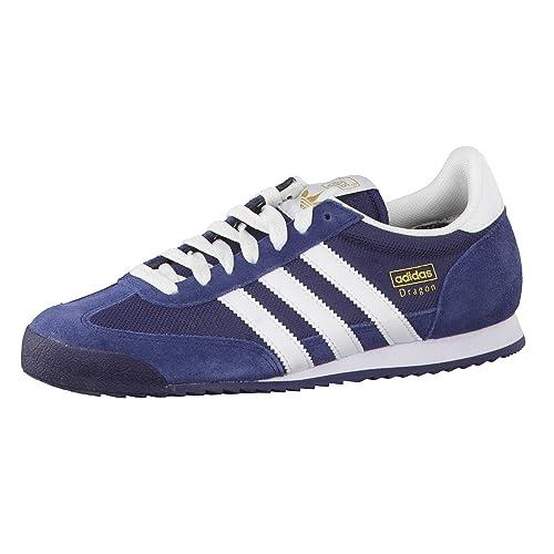 Adidas Dragon Hombre Zapatillas, Color Azul, Talla 36 EU: Amazon.es: Zapatos y complementos