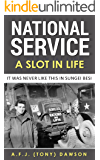 "National Service - A Slot in Life: ""It was never like this in Sungei Besi!"""