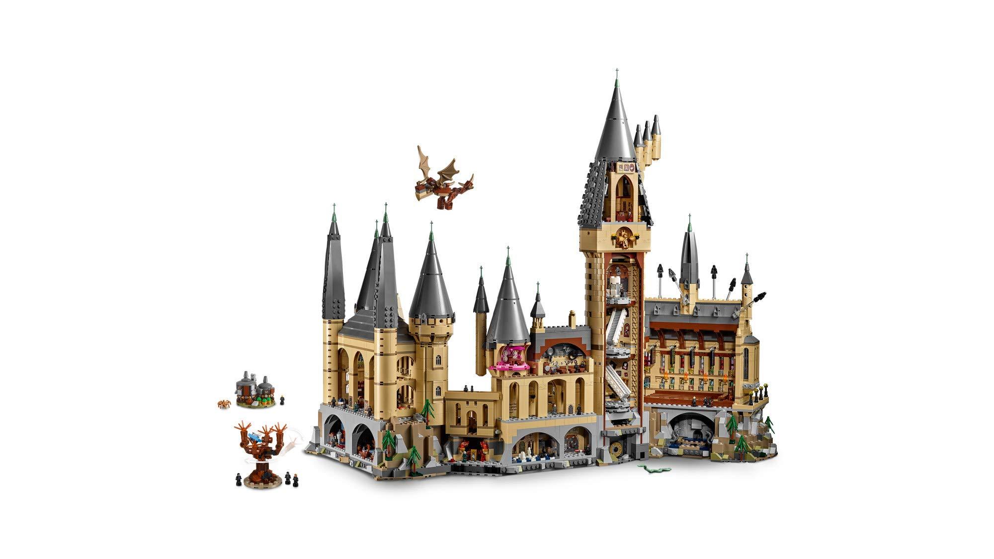 lego harry potter hogwarts castle 71043 building kit 6020 piece 2019. Black Bedroom Furniture Sets. Home Design Ideas
