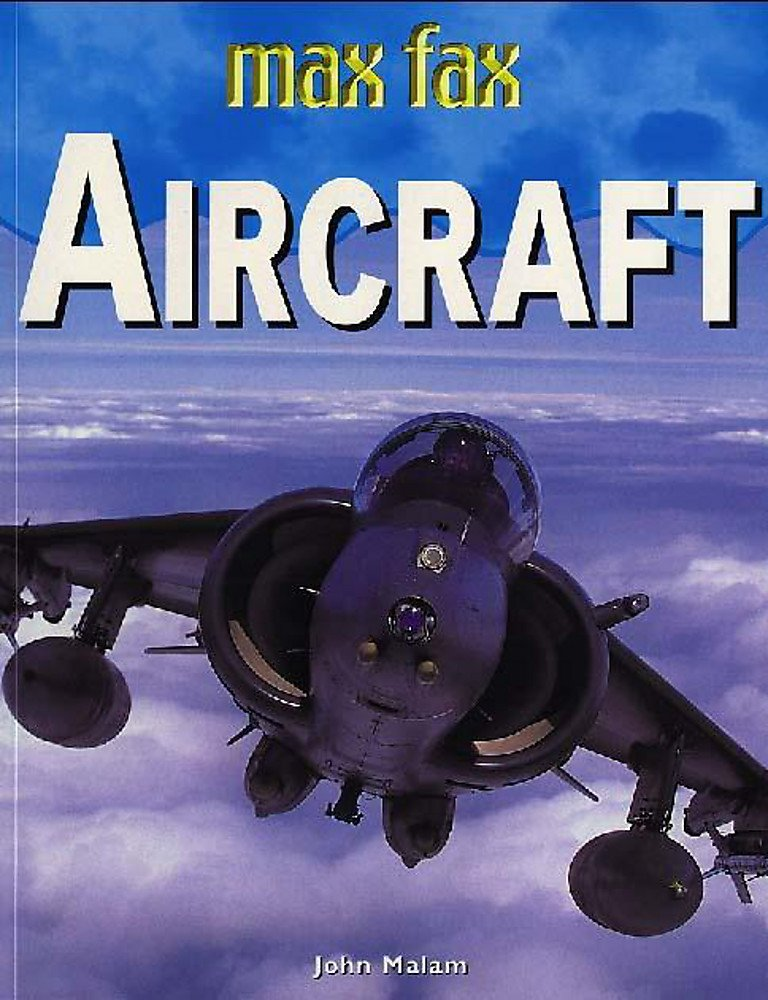 Download Max Fax: Aircraft (Max Fax) PDF