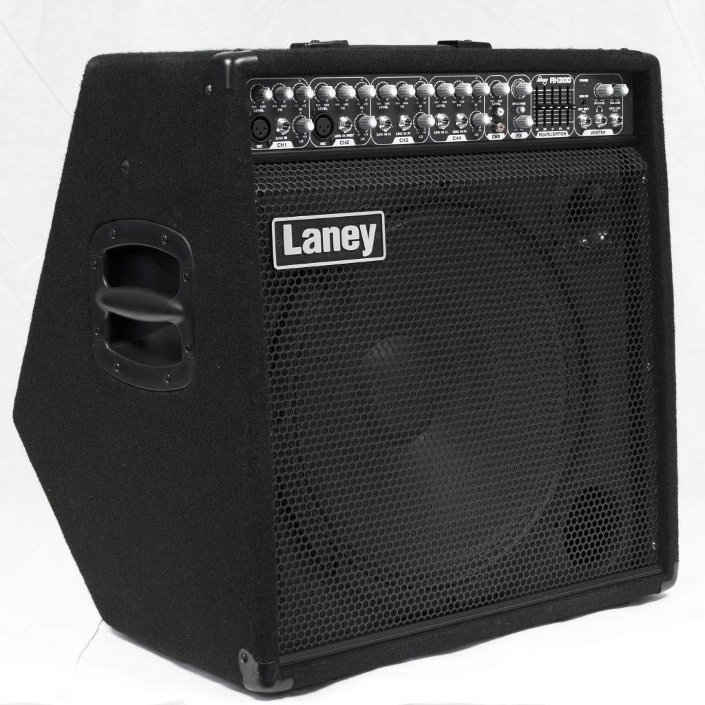 Laney Amps Audio Hub LAN AH300 Keyboard Amplifier