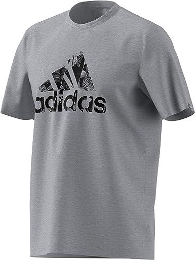 adidas M PHT LG T Camiseta Hombre