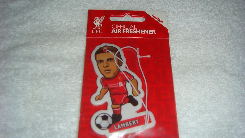 Official Football Team EPL Gift Liverpool F.C. Air Freshener Lambert SOCCER BUDDIES