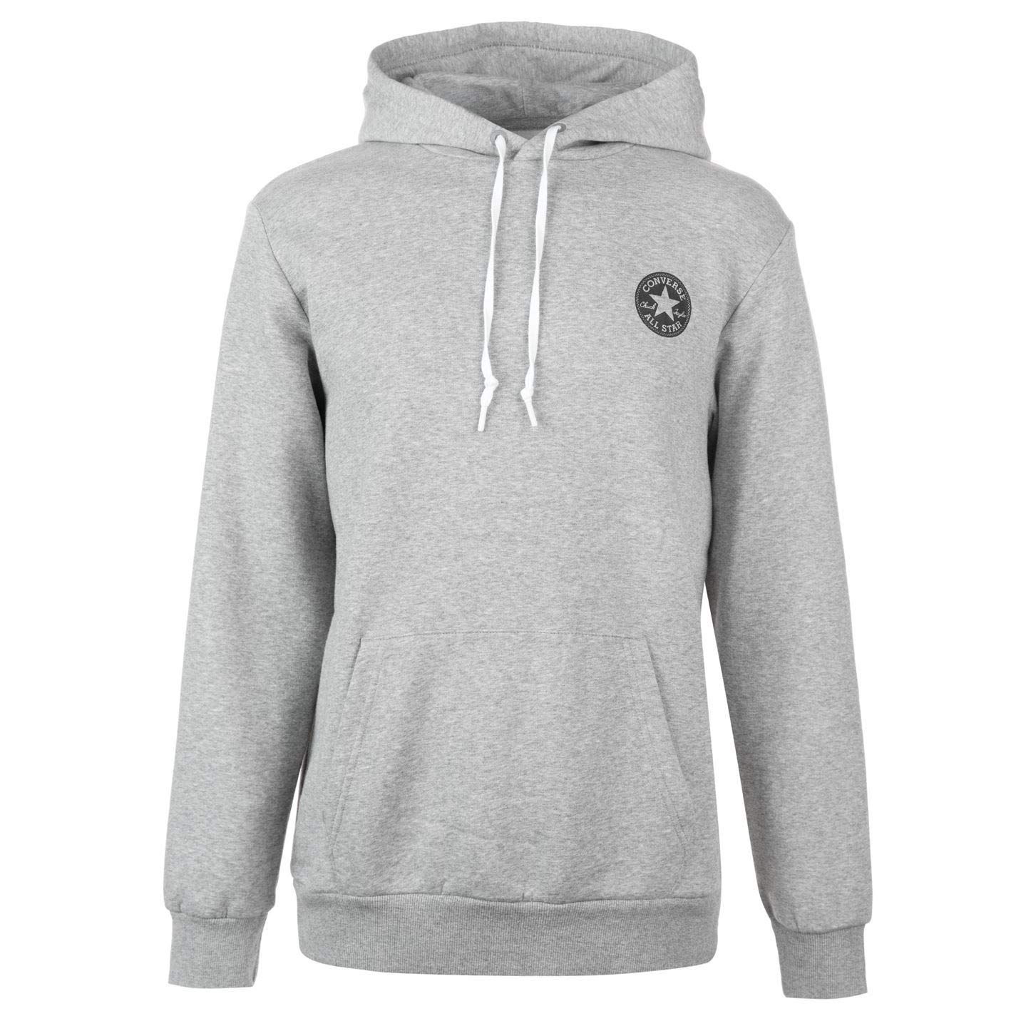 Official Converse All Star Chuck Taylor Pullover Hoody Mens OTH Hoodie Sweatshirt Sweater