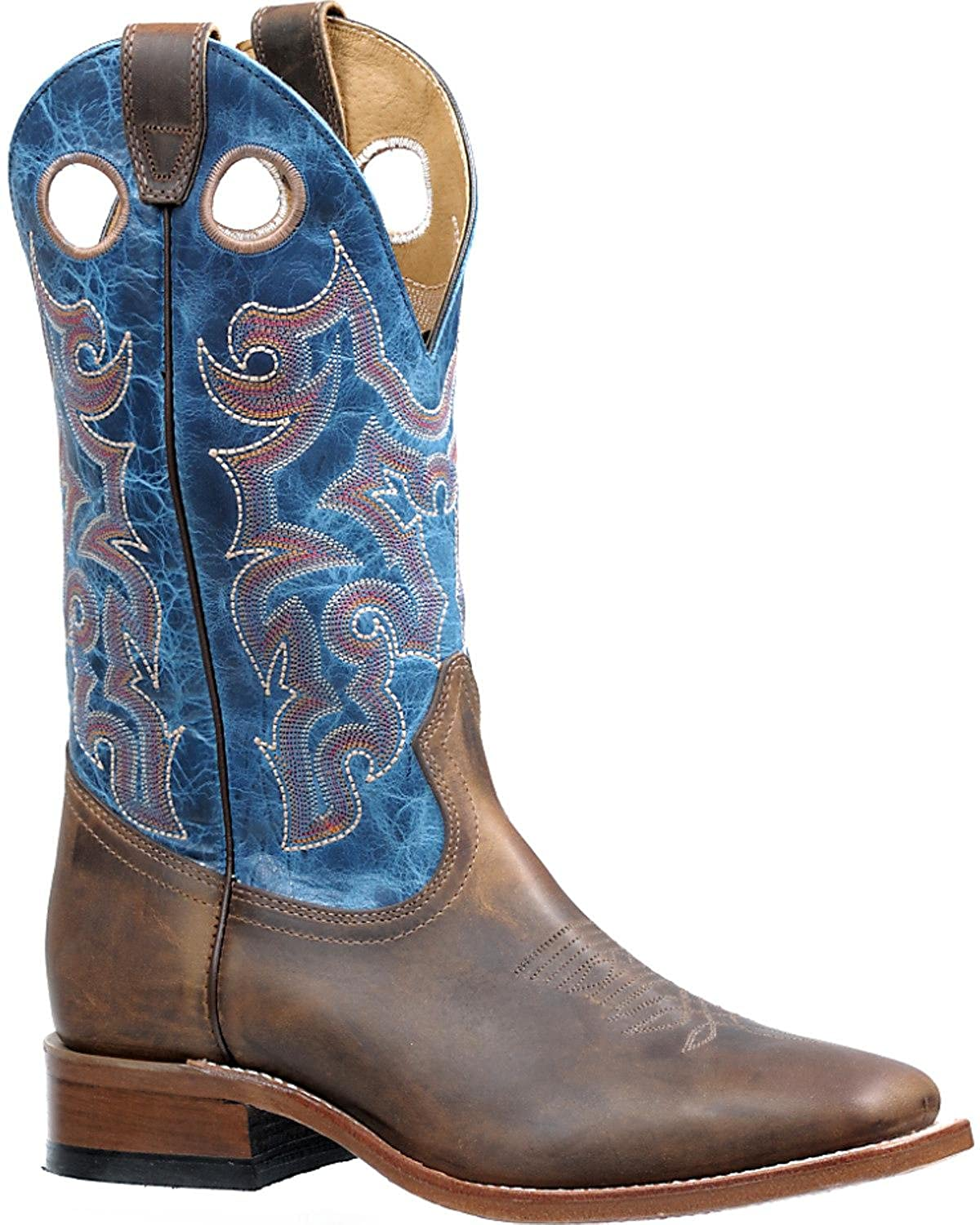 """Boulet 4353 Mens Western Boot 15"""" Boots"""