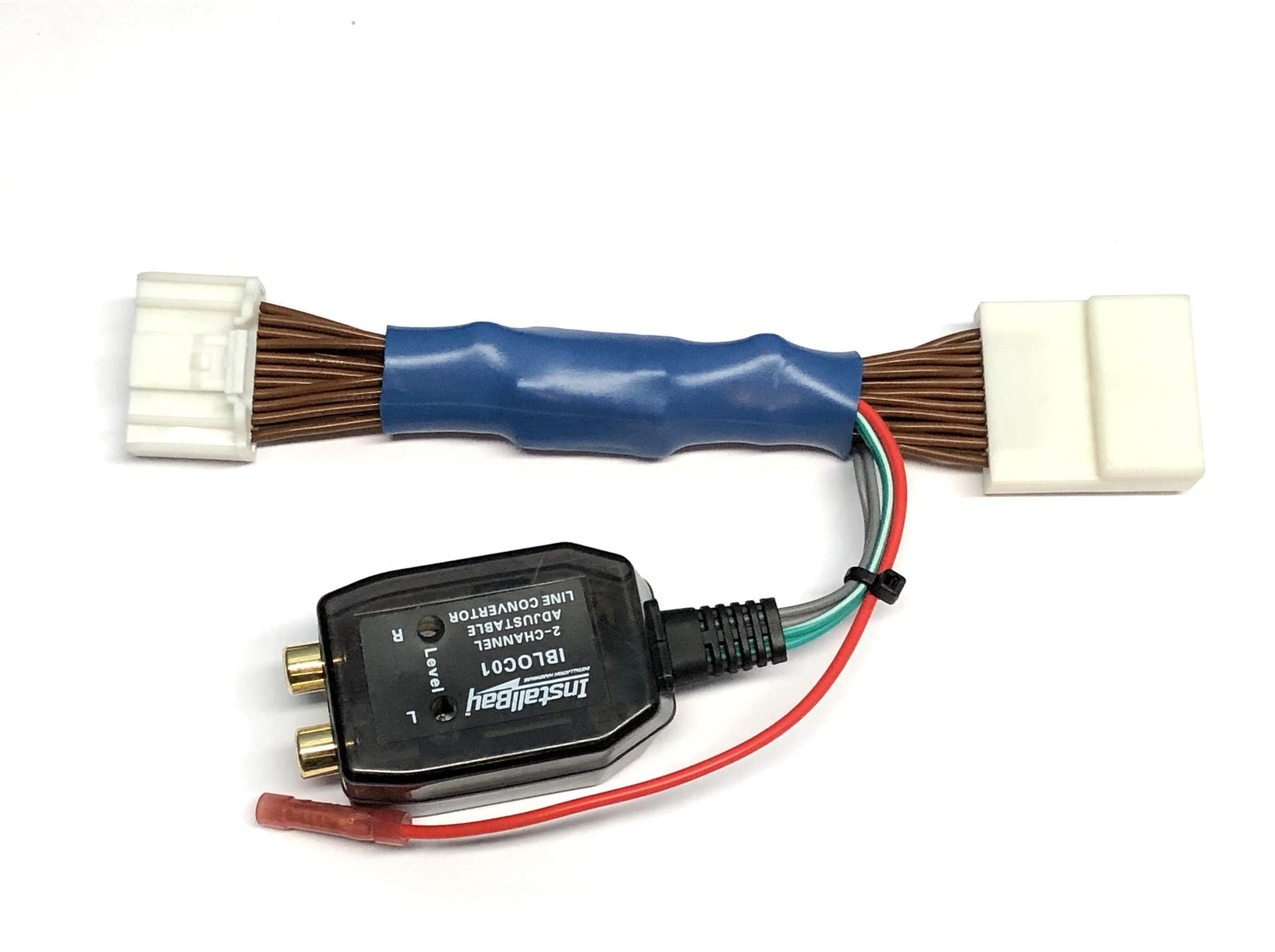 Add an Amp Amplifier Adapter Interface to Factory OEM Car