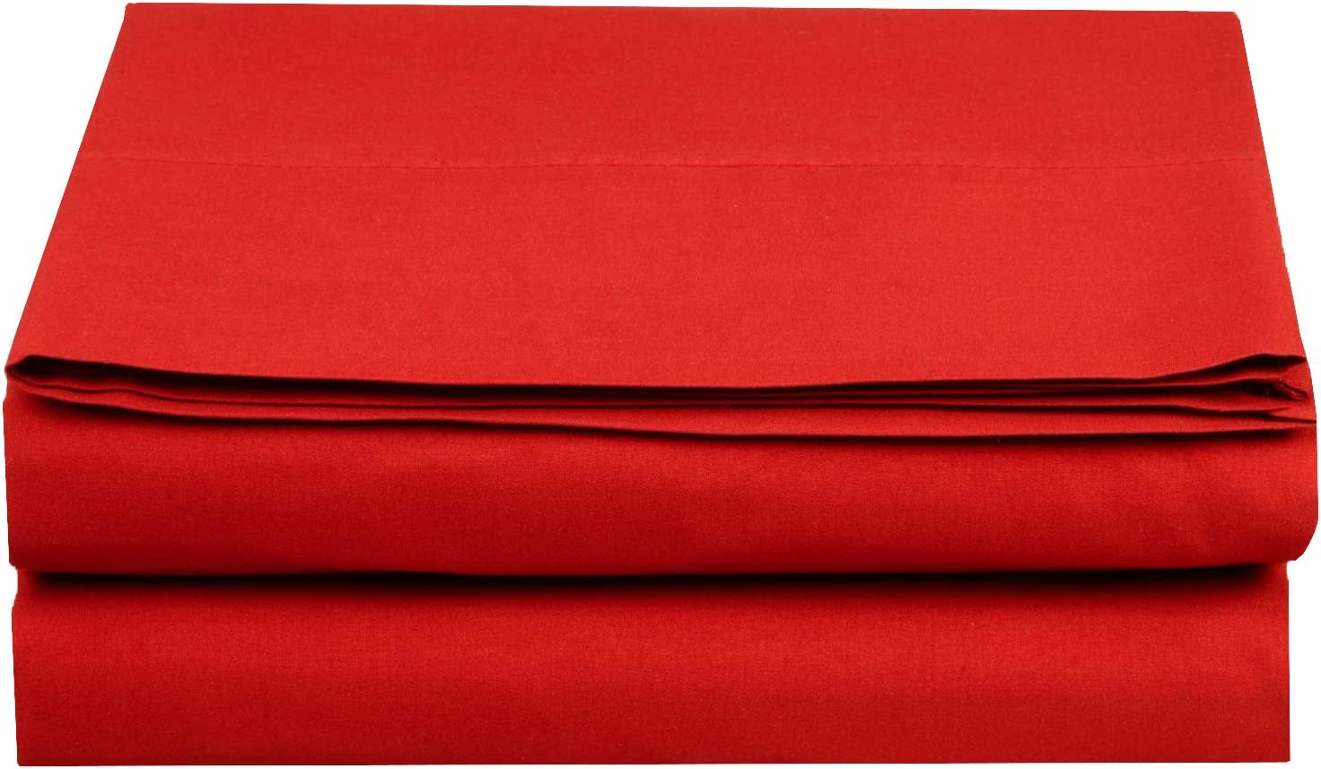 Luxury Fitted Sheet Elegant Comfort Red Sheets