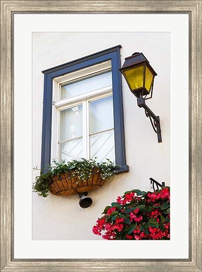 Amazon.com: Old Town Window by Jamie & Judy Wild/Danita Delimont ...