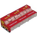 GPM PGM Super Clear 3/4 x 300-Inch Tape Dispenser - 9-Pack