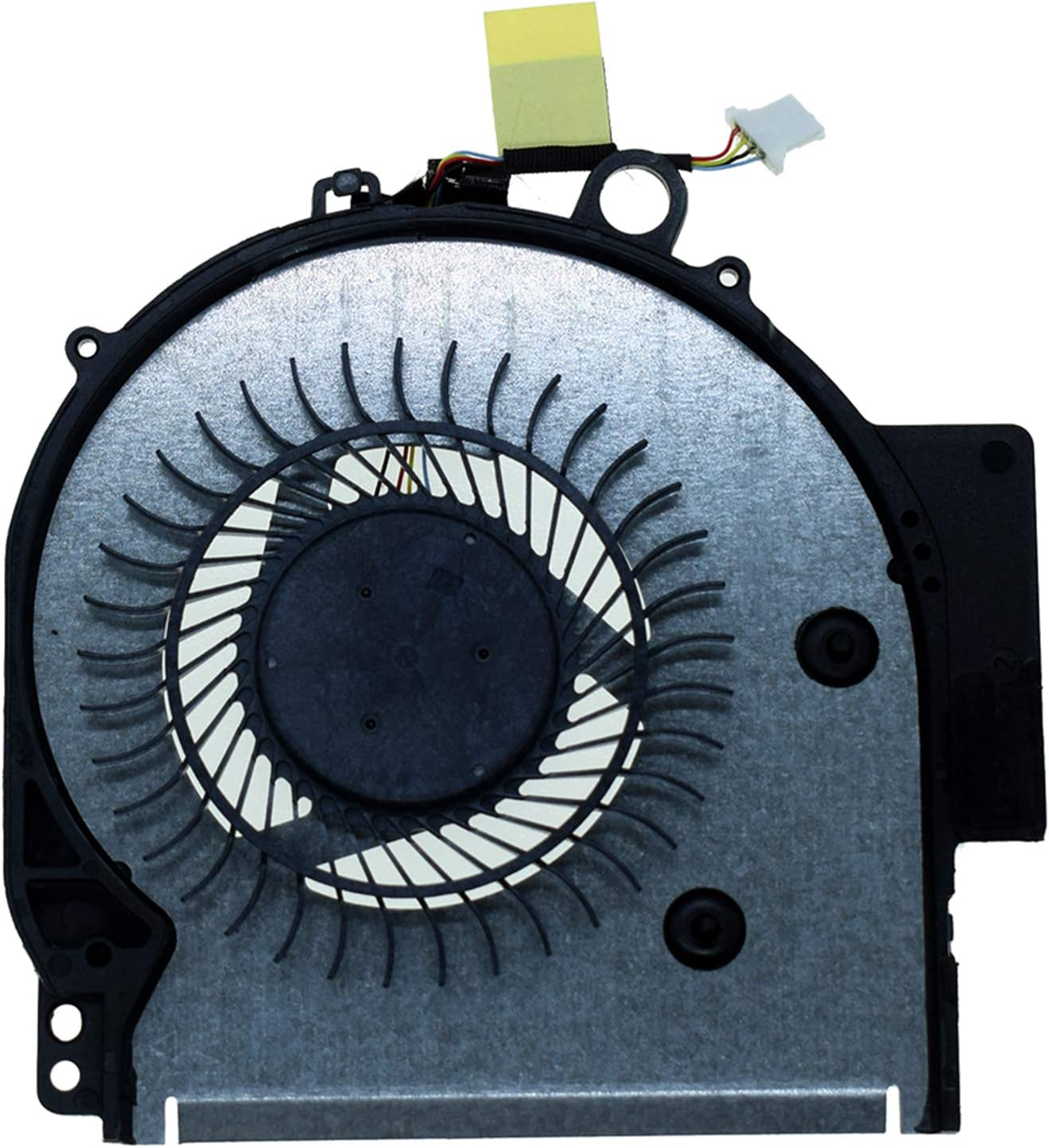 DREZUR CPU Cooling Fan Compatible for HP X360 Pavilion 14-BA 14-BAXXX 14-BA010CA 011DX 013DX 018CA 114DX 14T-BAXXX 14M-BAXXX 14M-BA011DX BA013DX BA015DX 114DX Series Laptop Cooler 924281-001