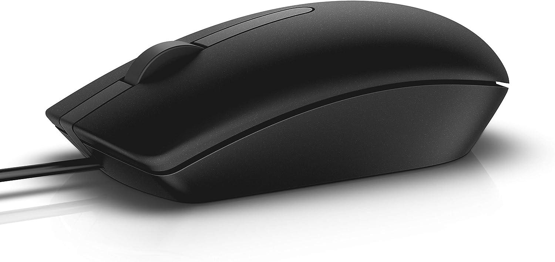 Dell MS116 Mouse USB 570-AAIS Black