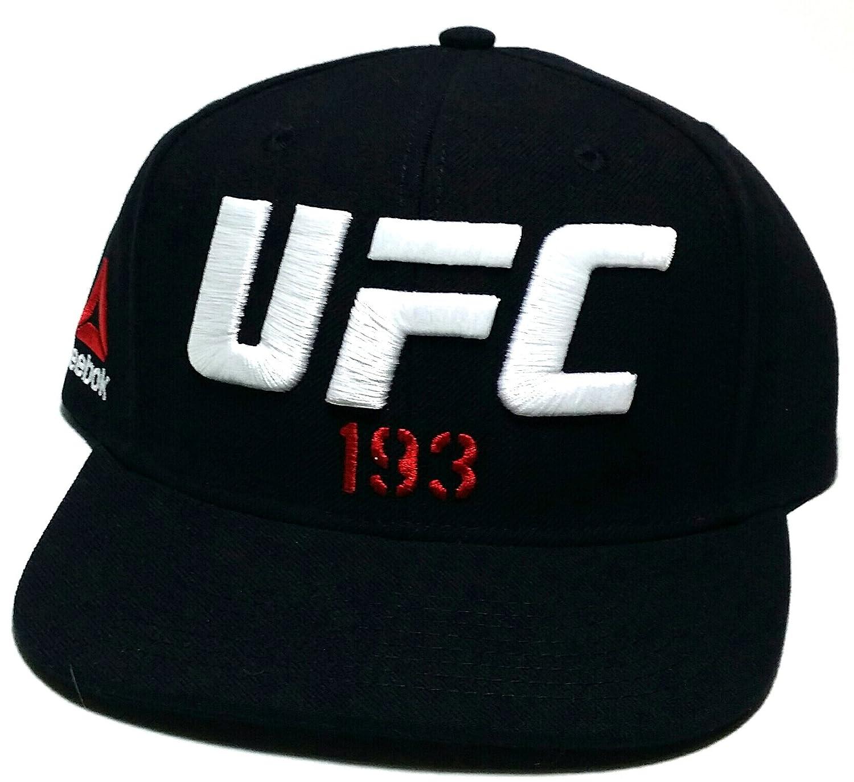 Reebok UFC RBK MMA Fighter de 193 Lucha de Noche Negro Blanco ...