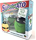 Supertato: Evil Pea Rules Book and Soft Toy (Book & Plush Toy)